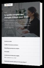 Le guide complet des chargés d'étude pour 2021