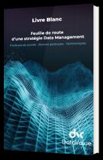Feuille de route d'une stratégie data management