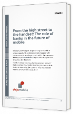 Transformation digitale des banques – les enjeux du mobile