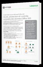 Accès, protection et contrôle complets des données Office 365