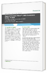 Rapport Forrester Wave™ : B2C Commerce Suites, T2 2020