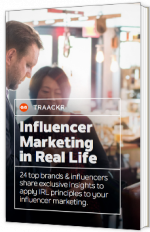Influencer Marketing in real life