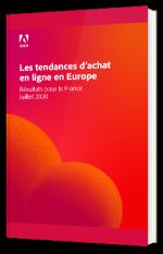 Les tendances d'achat en ligne en Europe :  Résultats pour la France