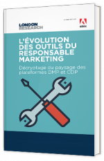 L'évolution des outils du responsable marketing : décryptage du paysage des plateformes DMP et CDP.