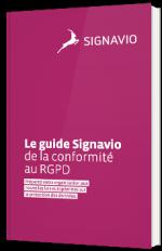 Le guide Signavio de la conformité au RGPD