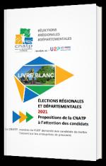 Élections régionales et départementales 2021 - Propositions de la CNATP à l'attention des candidats