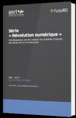 Révolution numérique : Conséquences sur les acteurs du système français de recherche et d'innovation
