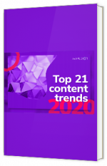 Le Top 21 des tendances de contenus