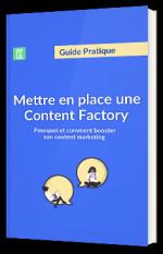 Mettre en place une Content Factory