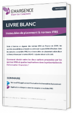 Immeubles de placement & normes IFRS