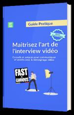 Maitrisez l'art de l'interview vidéo