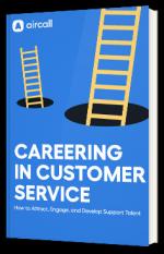 Careering in customer service