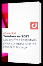 Tendances 2021 Les chiffres essentiels pour comprendre les réseaux sociaux