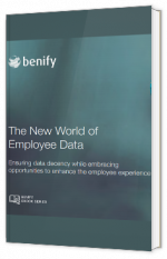 The New World of Employee Data