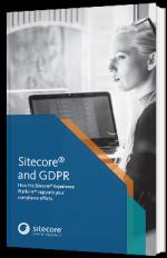 Sitecore® and GDPR