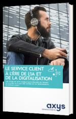 Le service client à l'ère et la digitalisation