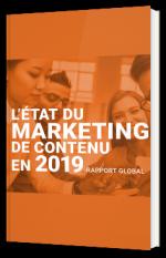 L'état du marketing de contenu en 2019