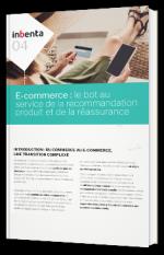 E-commerce : le bot au service de la recommandation produit et de la réassurance