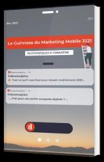 Le Guinness du Marketing Mobile 2021