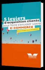 E-commerce : exploitez de nouveaux leviers d'acquisition client !