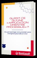 """Qu'est-ce qu'une """"Application orientée Processus"""" ?"""