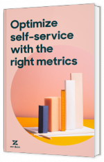 Optimize self-service with the right metrics