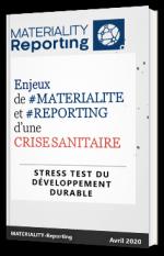 Enjeux de matérialité et de reporting d'une crise sanitaire
