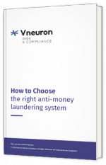 How to choose your AML/FT Software