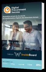 Baromètre sur le succès de la digitalisation des directions Achats - 1ère édition