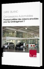 Concessions Automobiles - Pourquoi préférer des cloisons amovibles pour leur aménagement ?
