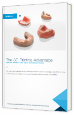 The 3D Printing Advantage : How to transform your business today ?