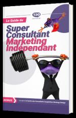 Le guide du super consultant marketing indépendant