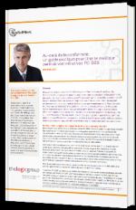 Au-delà de la conformité : un guide pratique pour tirer le meilleur parti de vos initiatives PCI DSS