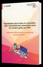 Digitalisation des écoles et universités : gérer l'ensemble des interactions avec les contacts grâce au CRM