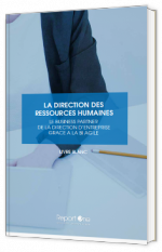 La direction des Ressources Humaines - Le Business Partner de la direction grâce à la BI Agile