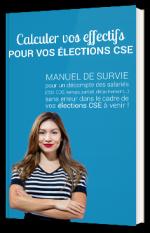 Calculer vos effectifs pour vos élections CSE