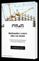 Refondre votre site en 2020