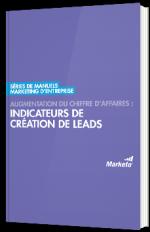 Augmentation du chiffre d'affaires : indicateurs de création de leads