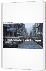 Perspective digitales - L'automobile en Europe