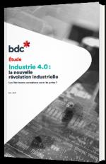 Industrie 4.0 : la nouvelle révolution industrielle