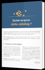 Qu'est-ce qu'un data catalog ?