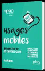 Usages mobiles - Baromètre #2