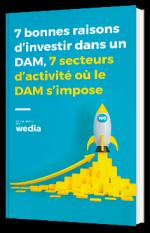 7 bonnes raisons d'investir dans un DAM, 7 secteurs d'activité où le DAM s'impose