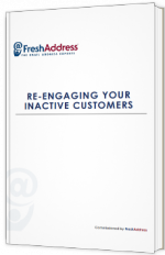 Re-engaging your inactive customers