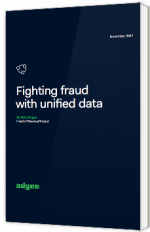 Fighting fraud with unified data