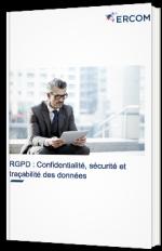 RGPD : Confidentialité, sécurité, et traçabilité des données