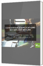 Conception d'applications métiers sur mesure
