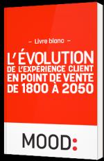 L'évolution de l'expérience client en point de vente de 1800 à 2050