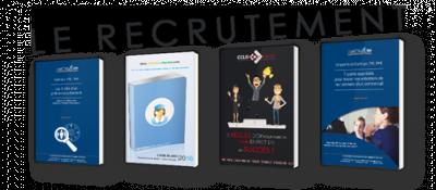 Le recrutement en entreprise - dossier thématique - image